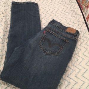 Jeans Levi's. 100% cotton